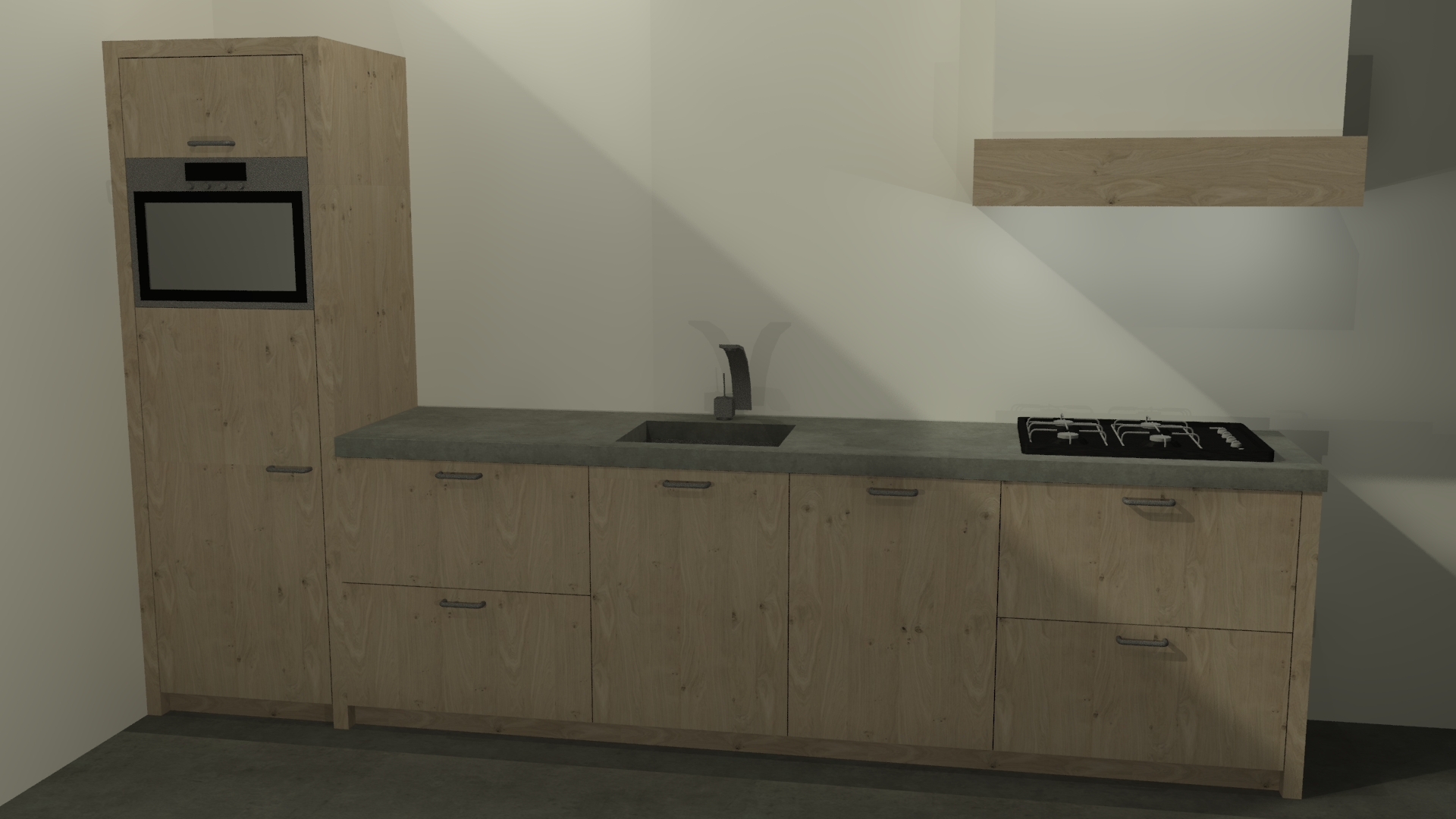 3.Keuken klein
